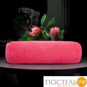 Полотенце махровое Venera 50х80 см, 380 г/м2 Розовый