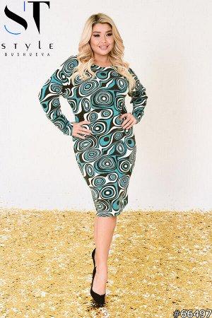 Платье 66497