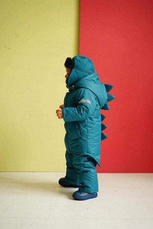 Куртка Дино зима 2020 океан скидка