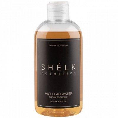 Shelk - мицеллярная вода для разных типов кожи