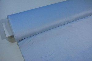 Плюш голубой гладкий 0,5*1,8м