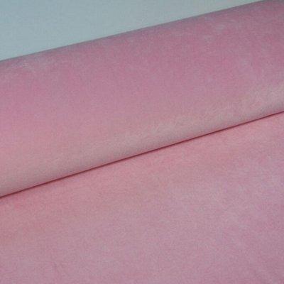 Рукоделочка. Фетр, бусины, ткани - быстрая доставка — Плюш - мягкий и нежный велюр — Ткани