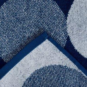 Полотенце махровое Этель «Конфетти», 70х130 см