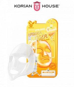 Elizavecca, Vita Deep Power Ringer Mask Pack / Маска для лица тканевая витаминная