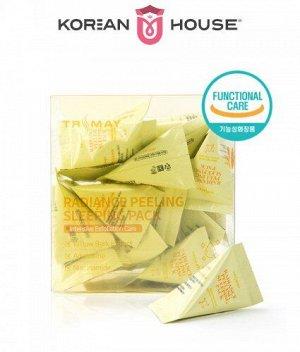 Trimay, Radiance Peeling Sleeping Pack, 3g / Отшелушивающая ночная маска