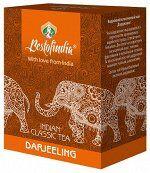 Чай чёрный листовой Darjeeling Indian Classic Tea Bestofindia 100 гр.