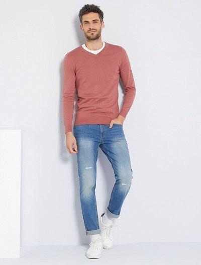 Одежда из Франции для всей семьи! — Мужчины. Свитеры, кардиганы, жилеты. — Свитеры, пуловеры