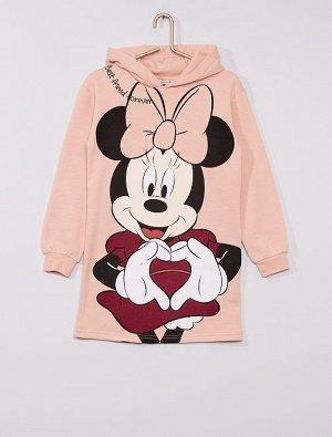 Платье-толстовка с капюшоном 'Минни Маус' от Disney