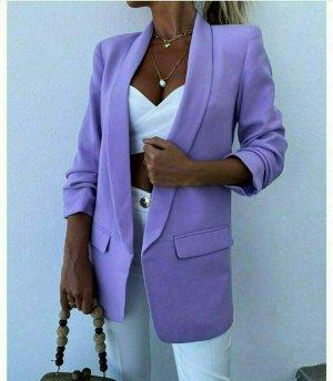 Пиджак Стильный пиджак,полностью на подкладе, ткань Барби