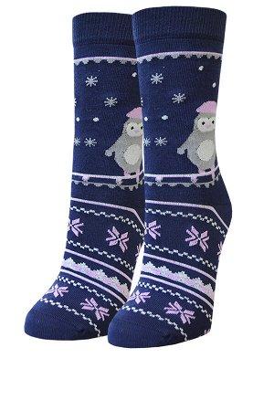 Носки женские Зимние
