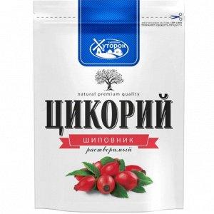 Хуторок Цикорий ZIPпак с шиповник 100г