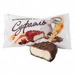 Десерт Суфаэль молочно - шоколадный