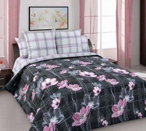 Комплект постельного белья 2-спальный, перкаль (Твид)