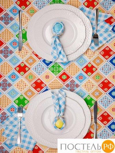 НОЧЬ НЕЖНА красивый домашний текстиль. Россия — Скатерти — Клеенки и скатерти