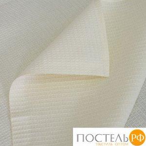 Полотенце вафельное банное 150/75 см цвет ваниль