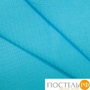 Полотенце вафельное банное 150/75 см цвет небесный