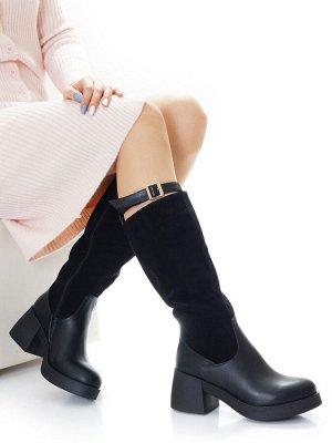 Сапоги Страна производитель: Турция Размер женской обуви x: 36 Полнота обуви: Тип «F» или «Fx» Сезон: Зима Вид обуви: Сапоги Материал верха: Натуральная кожа Материал подкладки: Натуральный мех Каблук