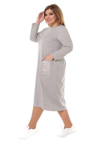 Платье-3905