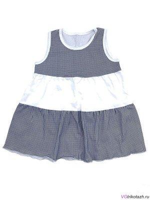 Платье Состав: 100% хлопок. Ткань: Кулирка. Легое летнее платье , 100% х/б кулирная гладь. Гарантии цвета нет.