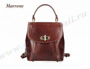 Zulma. Кожаный рюкзачок из Италии (Арт. S7147)