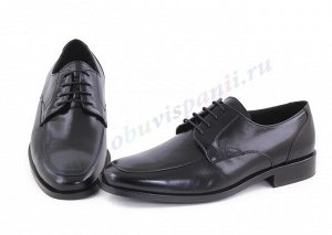 Marttely Design. Мужские ботинки Дерби .Натуральная кожа.Испания. (арт. 2670MA)