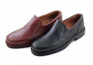 602 бренди COMODO' S SPORT.Мужские туфли СЛИПОНЫ. Натуральная кожа.Испания.Арт.602