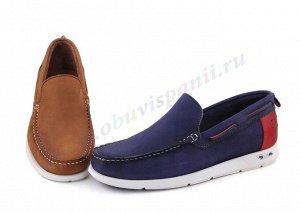 Innovation.. Мужские ботинки Топ-сайдеры. Натуральная кожа. Португалия.(арт. R361INN)