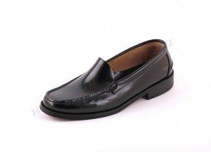 CASTELLANOS.Мужские туфли Мокасины. Натуральная кожа. Испания. Арт.402