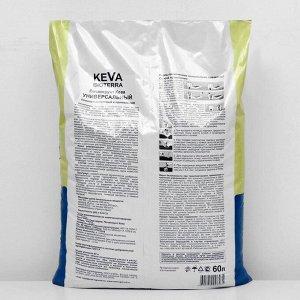 Почвогрунт KEVA BIOTERRA Универсальный, 60 л