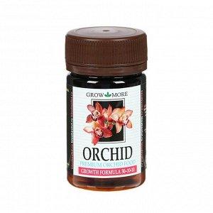 Удобрение для Орхидей Grow More Orchid Премиум 30-10-10 (красный), 25 г