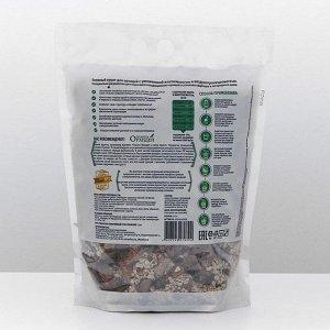 Грунт для орхидей UltraEffect Plus EcoLine c Цеолитом Optimal 19-37mm, 3 л