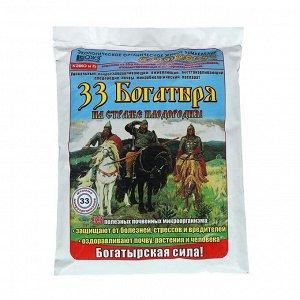 Удобрение для оздоровления почвы 33 Богатыря,  1л
