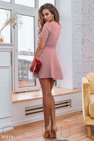 Трендовое повседневное платье