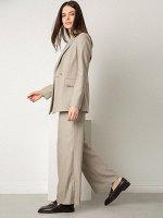 Широкие брюки D177/latina