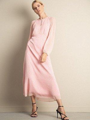 Шифоновое платье PL1092/vincent
