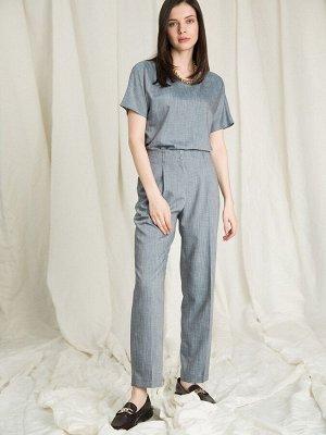 Однотонные брюки D165/elegant
