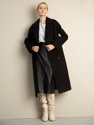 Пальто с поясом R083/derim