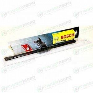 """Щетка стеклоочистителя Bosch AeroTwin Retrofit 550мм (22"""") бескаркасная, с графитовым напылением, 1 шт"""