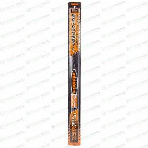 """Щетка стеклоочистителя Masuma Nano Graphite 400мм (16"""") каркасная, с графитовым напылением, 1 шт"""