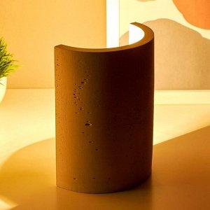 Настольная лампа 16247/1WT Е27 60Вт белый 10х13.5х18 см