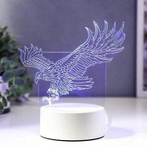 "Светильник ""Орел"" LED RGB от сети"