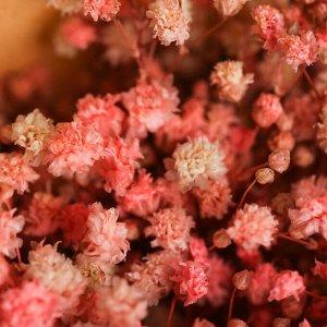 Букет из сухоцветов Love you. 13 ? 21 ? 5 см