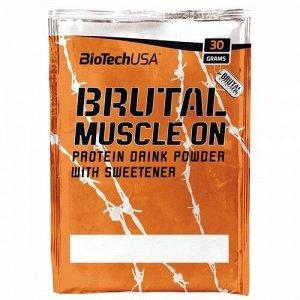 BioTech Brutal Muscle On - 30 грамм (1 порция)