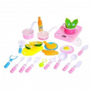 Игровой набор «Кухня», 24 предмета