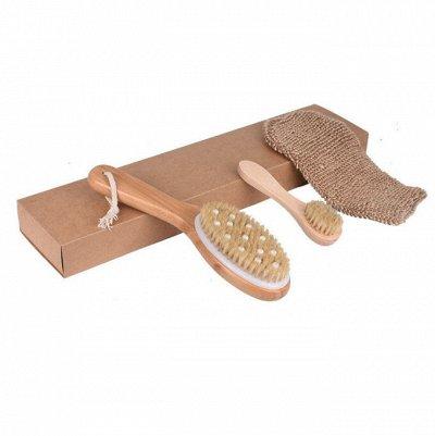 Все необходимое для вашего дома! Умная уборка🎇 — Массажные щетки и мочалки для тела Toveon