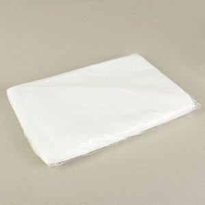 """Халат """"Кимоно"""" SMS люкс с рукавами, белый, 5 шт"""