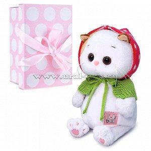 Кошка Ли-Ли BABY в вязаной накидке