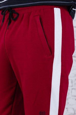 Брюки              3.MM054B-красный