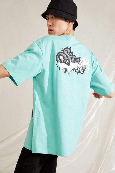 DEFACTO -рубашки, футболки, поло, брюки, платья — Футболки мужские