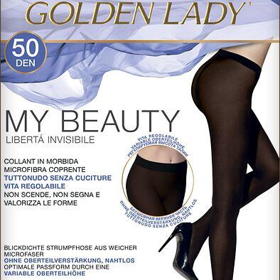 Колготки, чулки, носки от лучших мировых брендов — Golden lady